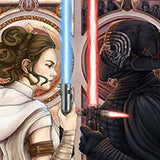 A Dyad in the Force by Dianne (Diha) Vaznelis | Star Wars thumb