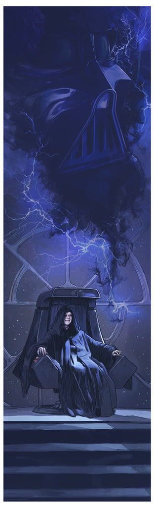 A Master of Evil by Brent Woodside | Star Wars