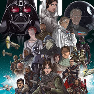 """STARDUST: A Rogue One Tribute"""