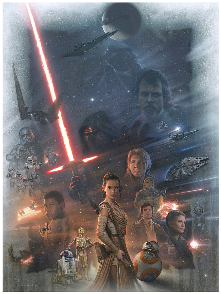 The Force Awakens by Jerry Vanderstelt