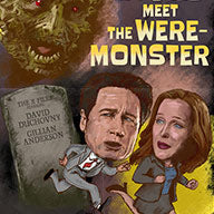 Mulder & Scully Meet the Were-Monster