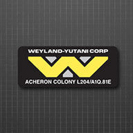 """Acheron Colony"" Pin"