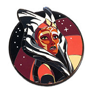 """The Apprentice"" (Ahsoka) Collectible Pin"
