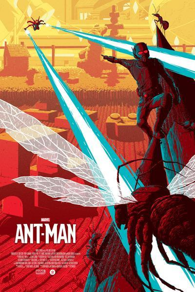 Ant-Man by Florey | Marvel