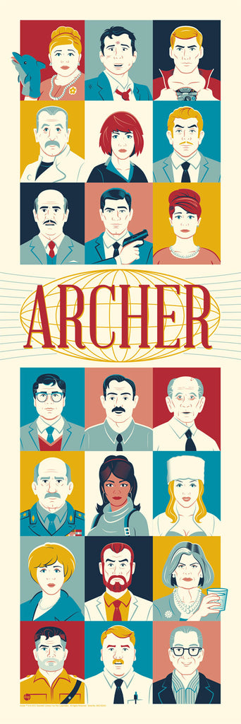 Archer by Dave Perillo