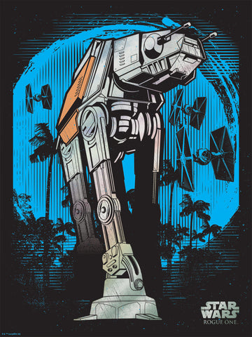 AT-ACT by Hydro74 | Rogue One Star Wars