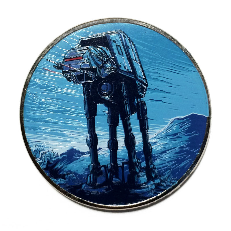 """Attack Pattern..."" Collectible Pin"