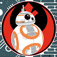 BB-8 and BB-9E