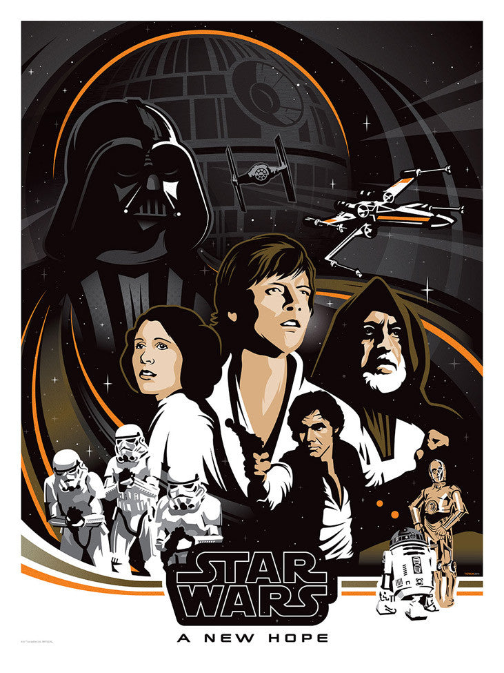 A New Hope by Brad Bishop