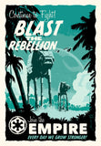 Blast the Rebellion by Brian Miller | Star Wars: Rogue One