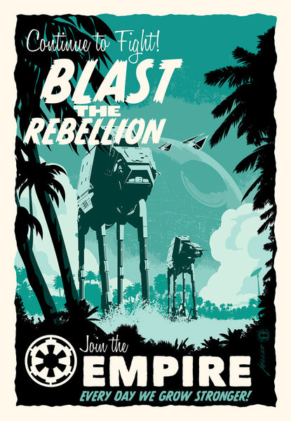 Blast the Rebellion by Brian Miller