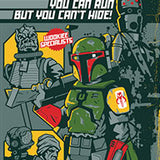 Bounty Hunters for Hire by Mark Daniels | Star Wars: The Empire Strikes Back