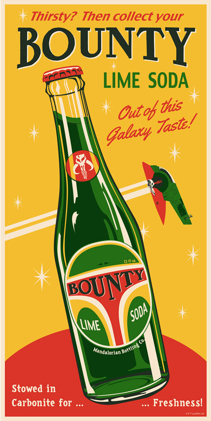 Bounty Soda by Steve Thomas