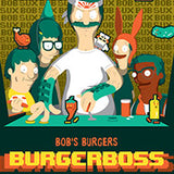 Burgerboss by Florey | Bob's Burgers SDCC 2018 Exclusive