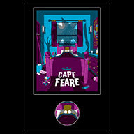 Cape Feare Pin: Bart