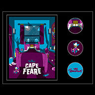 """Cape Feare Pin Set"""