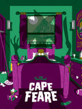 Cape Feare by Florey | The Simpsons