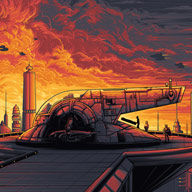 """Cloud City"" US variant"