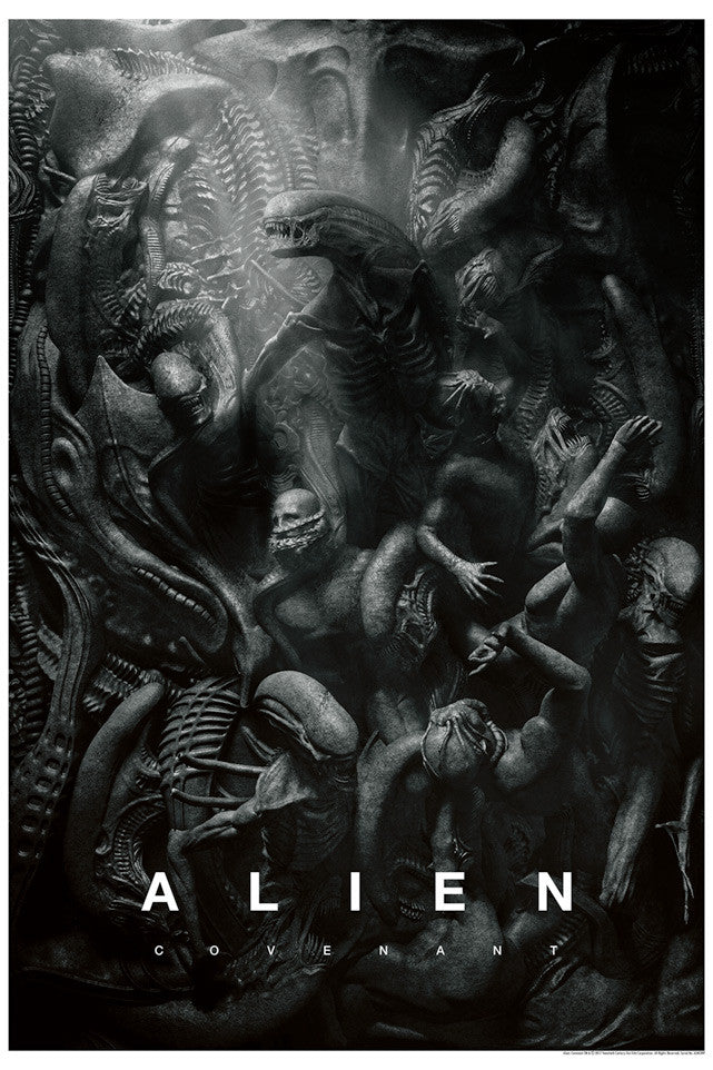 """Alien: Covenant"" Timed Release"