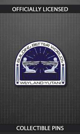 """Building Better Worlds"" Pin"