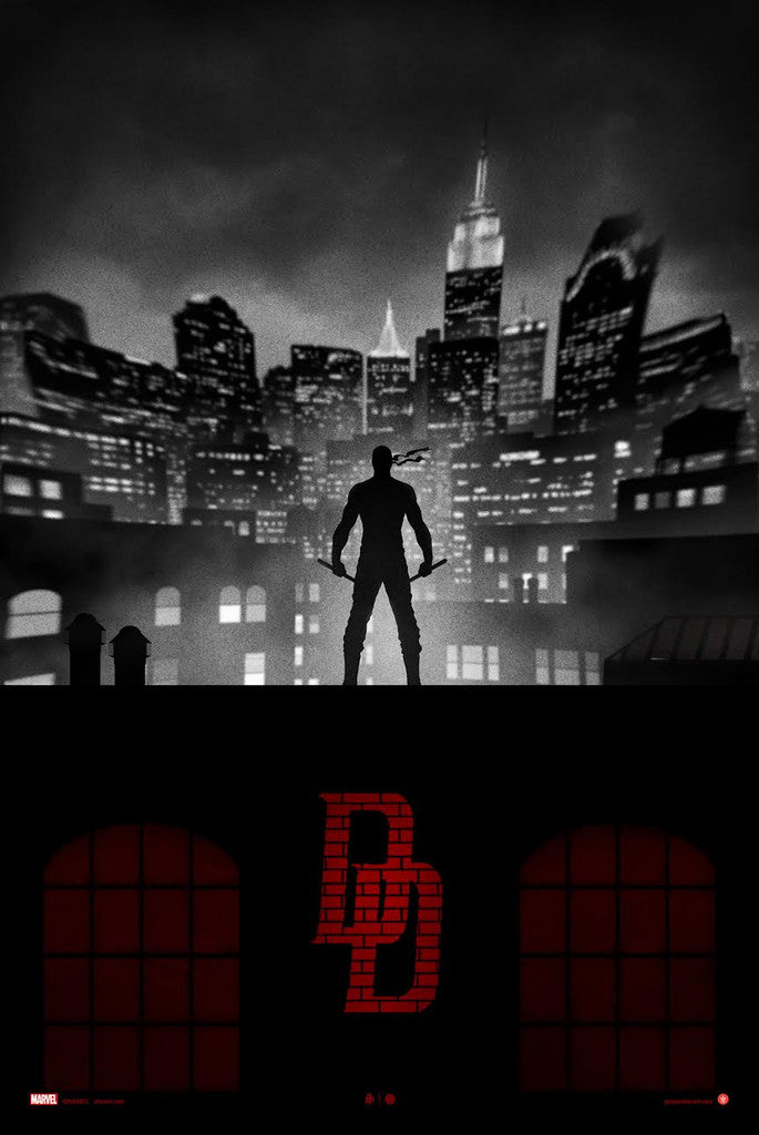 Daredevil variant by Marko Manev