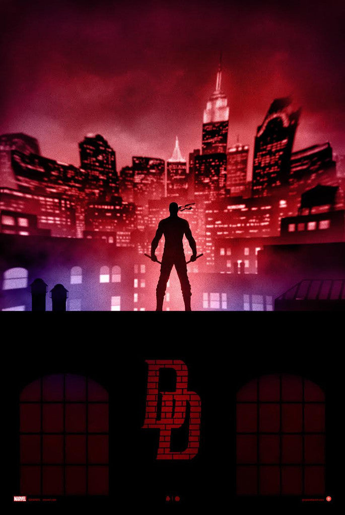 Daredevil by Marko Manev | Marvel