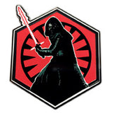 Dark Sides Kylo Collectible Pin | Star Wars - thumb