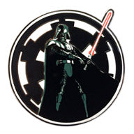 Dark Sides Vader Collectible Pin
