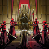 """Darkness Rises and Light to Meet It"" Variant by Dan Mumford 
