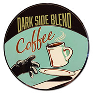 """Dark Side Blend"" Collectible Pin"