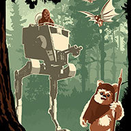 """Destination Endor"""