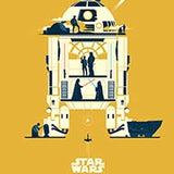 The Droids You're Looking For by Matt Ferguson | Star Wars