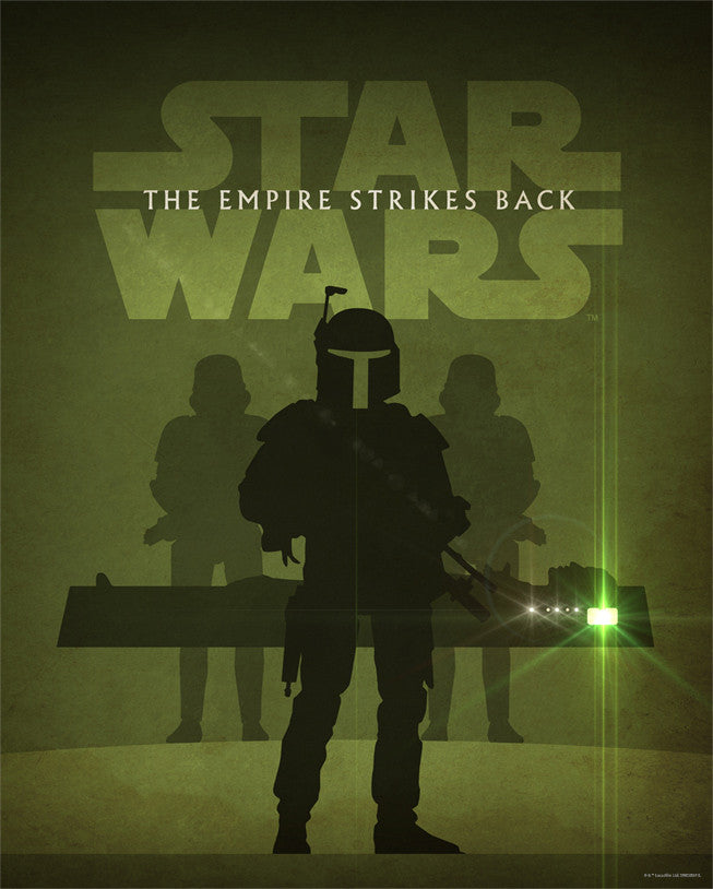 Empire Strikes Back by Jason Christman