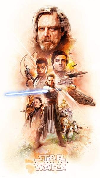 Finding a Balance by Steve Anderson | Star Wars