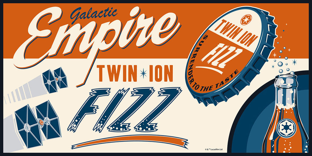 Empire Fizz by Steve Thomas