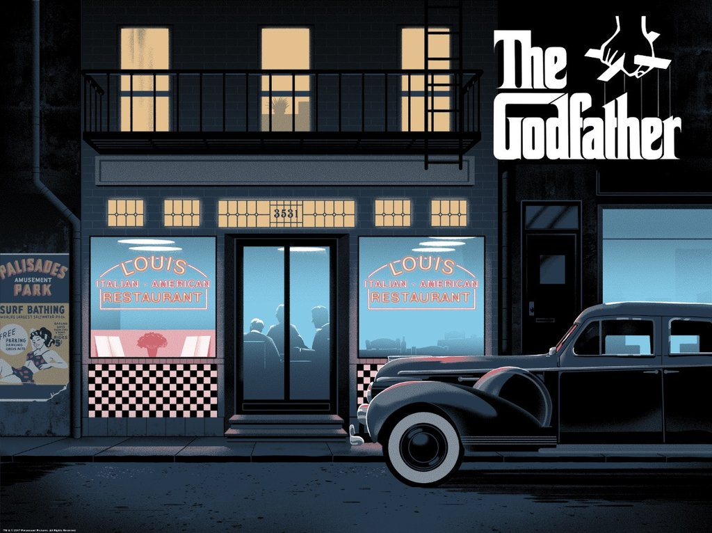 The Godfather by George Bletsis