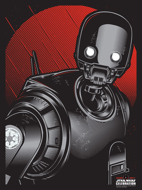 K2SO by Hydro74 | Star Wars Celebration Orlando