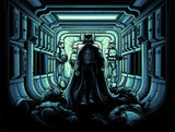 I Find Your Lack of Faith Disturbing by Dan Mumford