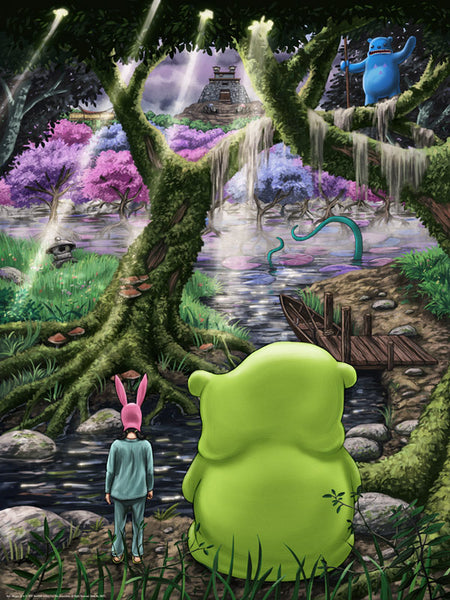 Land of Kuchi Kopi by Sam Gilbey