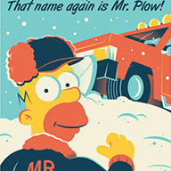 Mr. Plow - 1 available!