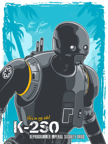 K-2SO by Brian Miller