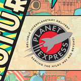 Planet Express Logo pin | Futurama