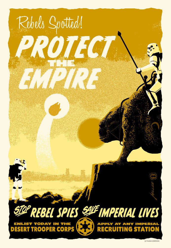 Protect the Empire by Brian Miller
