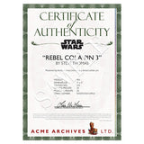 Rebel Cola #2 Collectible Pin | Star Wars - cert