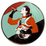 """Rebel Cola #3"" Collectible Pin"