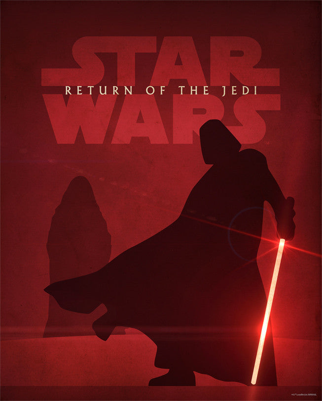 Return of the Jedi by Jason Christman