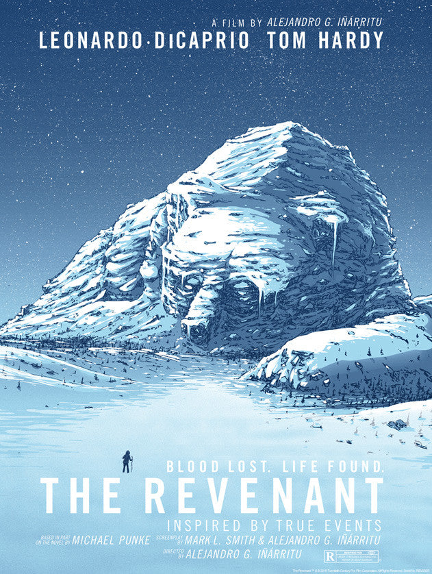 The Revenant by Barry Blankenship