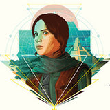 Rogue One: Heroes by Cryssy Cheung | Star Wars Celebration Orlando