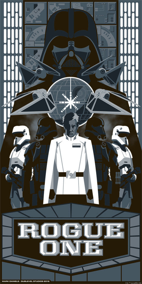 Rogue One by Mark Daniels | Star Wars