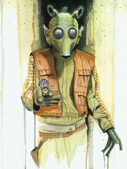 Greedo by Brian Rood